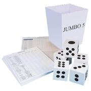 """S&S® Jumbo Games 3"""" Big Fivezee"""
