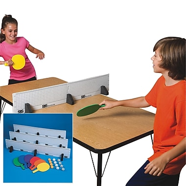 S&S® Portable Table Tennis Triple Play Pack