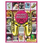 S&S® Lucy Hammet's Music Bingo Game