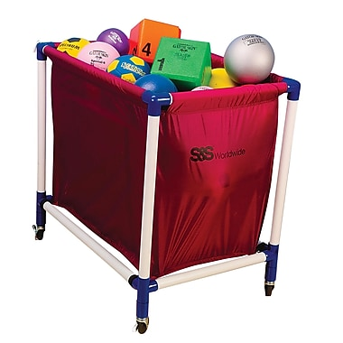S&S® Utility Ball Cart, 40