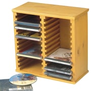 S&S® Unfinished CD Storage Rack