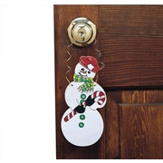 Geeperz™ Christmas Doorknob Hangers Craft Kit, 24/Pack