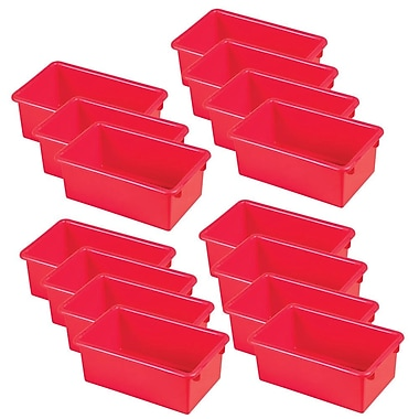 Stack & Store Tub without Lid - Red