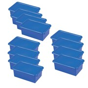Stack & Store Tub with Lid - Blue