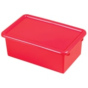 Stack & Store Tub with Lid - Red