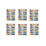 ECR4Kids KraftEdger ELR0129 Blunt Tip Sewing/Craft Scissors, Multi Color