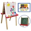 ECR4Kids® Adjustable Easel With Small Paint Crate Set