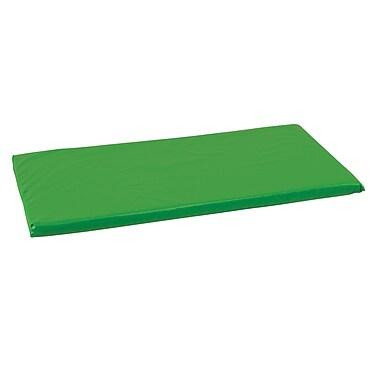 ECR4Kids® Rainbow Rest Mat, Green