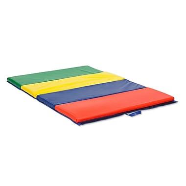 ECR4KidsMD – Tapis de gymnastique en 4 sections, 4 x 8 pi
