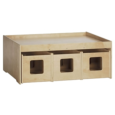 ECR4Kids® See and Store Activity Table