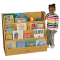 ECR4Kids® Colorful Essentials Big Book Display Stand, Red