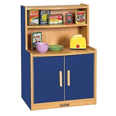 ECR4®Kids Colorful Essentials Play Kitchen Cupboards