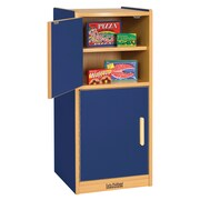 ECR4®Kids Colorful Essentials Play Kitchen Refrigerators
