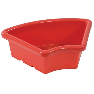 Fan Tray without Lid - Red