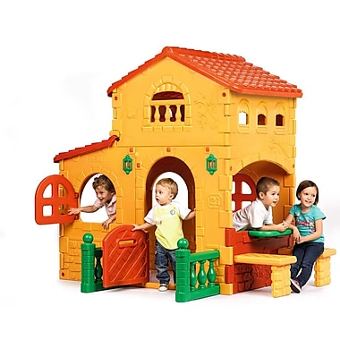 ECR4Kids® Big Play House, Orange