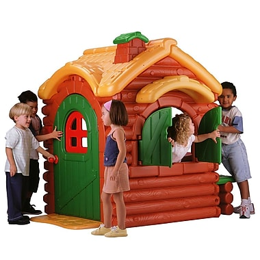 ECR4Kids® Wilderness Log Cabin