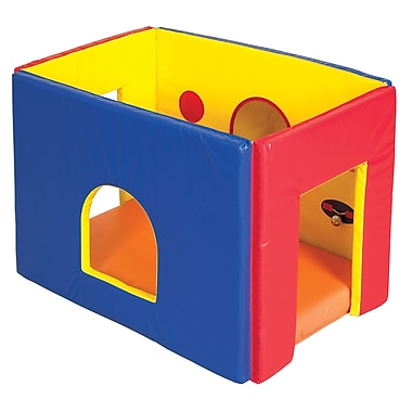 ECR4Kids® Softzone® Discovery Play Cube