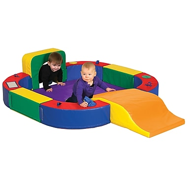ECR4Kids® Softzone® Discovery Center Play Set