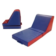 ECR4Kids® Softzone® Carry Me Chaise Lounge, 2 Pieces/Set