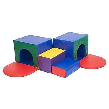 ECR4Kids® Softzone® Corner Tunnel Maze