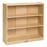 "ECR4Kids® 36"" Classic Birch Bookcase, Natural"