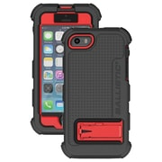 Ballistic® Hard Core® Series Polycarbonate Case For iPhone 5/5s, Black/Red