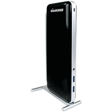Diamond Multimedia Gear USB 3.0 Dual View Display Docking Station