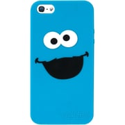 iSound® Cookie Monster™ Silicone Case For iPhone5, Blue
