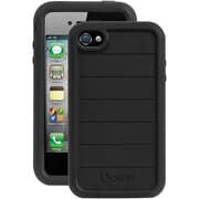 iSound® DuraGuard Durable Silicone Case For iPhone4/4S, Black
