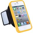 iSound® Sport Pro Armband For iPhone4/4s, Black/Yellow