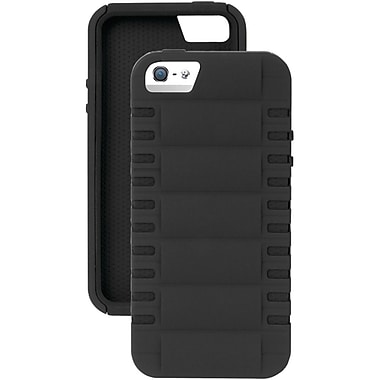 iSound® Smart Shield™ Polycarbonate/Silicone 3-in-1 Shock Resistant Case For iPhone5/5s, Black