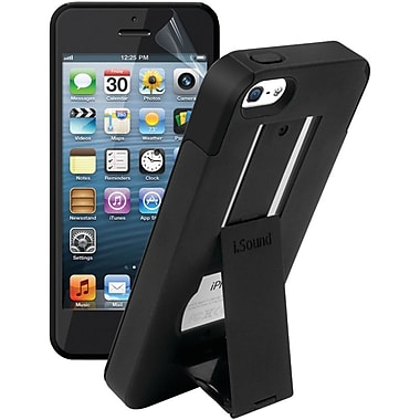 iSound® DuraView Polycarbonate/Silicone 2-in-1 Protective Cases For iPhone5/5s