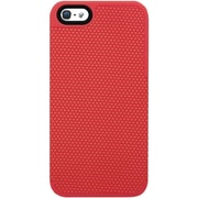 iSound® Honeycomb Polyurethane Case For iPhone5s, Red