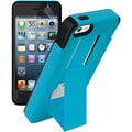 iSound® DuraView Polycarbonate/Silicone 2-in-1 Protective Case For iPhone5/5s, Blue