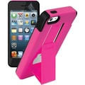 iSound® DuraView Polycarbonate/Silicone 2-in-1 Protective Case For iPhone5/5s, Pink