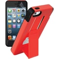 iSound® DuraView Polycarbonate/Silicone 2-in-1 Protective Case For iPhone5/5s, Red
