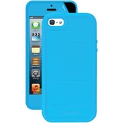 iSound® DuraGuard 3-in-1 Silicone Case With Screen Protector For iPhone5s, Blue