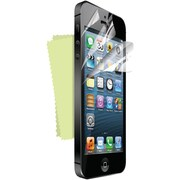 iSound® Three Layers-in-1 Multi-Shield PET Screen Protector For iPhone5, Clear