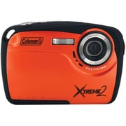 Coleman® Xtreme2 16 MP Underwater Digital Camera, Orange