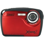 Coleman® Xtreme2 16 MP Underwater Digital Camera, Red