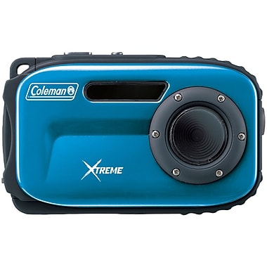 Coleman® Xtreme 12 MP Underwater Digital Camera, Blue