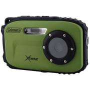 Coleman® Xtreme 12 MP Underwater Digital Camera, Green