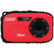 Coleman® Xtreme 12 MP Underwater Digital Camera, Red