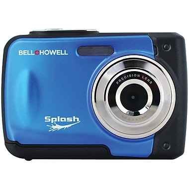 Bell & Howell WP10 Splash 12 MP Waterproof Digital Cameras