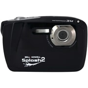 Bell & Howell WP16 Splash2 16 MP Waterproof Digital Camera, Black
