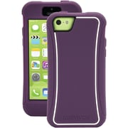 Griffin Survivor Polycarbonate/Silicone Super-Duty Slim Case For iPhone 5c, Purple