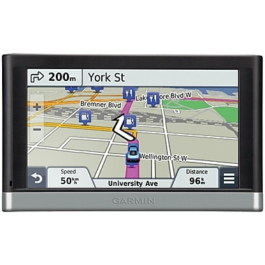 Garmin™ Refurbished nuvi® 2597LMT 5in. Advanced Series Navigation GPS For Car