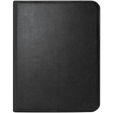 iLuv® Multi-Purpose CEO Portfolio Case For iPad Air, Black