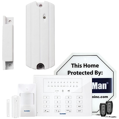SecurityMan® Air-AlarmIIE Wireless Smart Home Alarm System