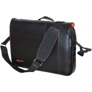 "Mobile Edge Slimline Messenger For Upto 14.1"" Ultrabook, Black/Orange"
